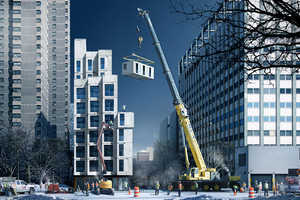 These Micro Apartments are Part of NYC's Effort to Create Affordable Housing