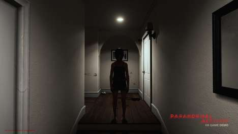 Horror Film Video Games - The VR Paranormal Activity Video Game is Being Shown on the Big Screens