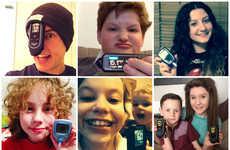 Diabetic Selfie Campaigns - This Diabetes Campaign Urges the Public to Share a #BloodSugarSelfie