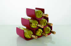 Loopy Wine Racks