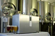 Automated Home Breweries - 'Brewie' is a Home Brewery System That Lets You Make Fresh Beer
