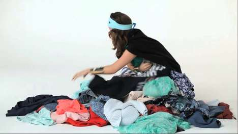 Recycled Clothing Campaigns - H&M's 'Comeback Clothes' Cleans Up Closets and Landfills