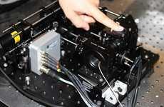 Deep Fingerprint Scanners - This Fingerprint Scanner Peers Beneath the Skin's Surface
