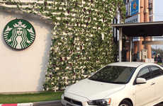 Drive-Thru Video Screens - This Company Now Offers Interactive Video Communication with Its Baristas