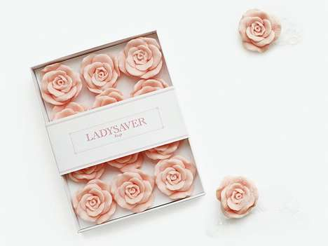 Breast Cancer-Fighting Soaps - The Ladysaver Soap Encourages Women to Perform Breast Self-Exams