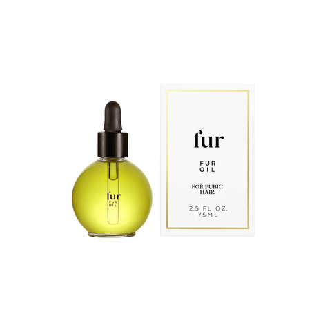 Personal Grooming Oils - The Fur Oil is Designed for Use on Pubic Hair