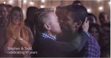 LGBT-Friendly Insurance Ads - This Touching Health Insurance Ad Targets the LGBT Community