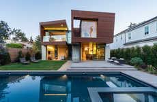 Michael Kovac Designs an Eye-Catching Home in Santa Monica