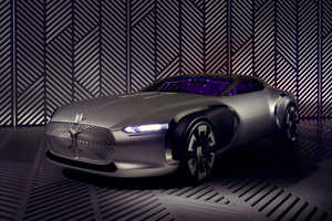The Renault Coupe Corbusier Pays Tribute to a Famous Designer