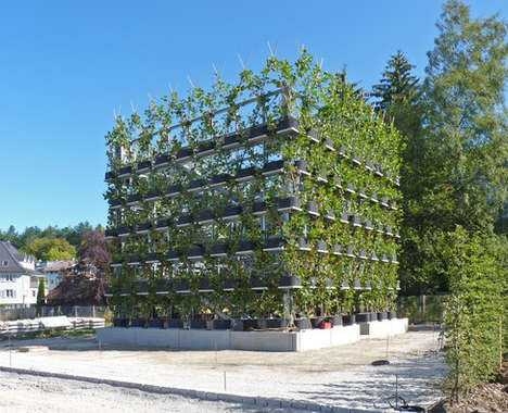 Botanical Living Buildings
