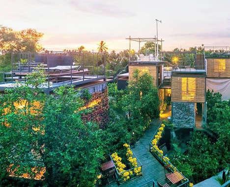 44 Treetop Dwellings