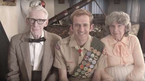 Recreated Movie Scenes - This Couple Recreated Scenes from 'Up' for Their 60th Wedding Anniversary