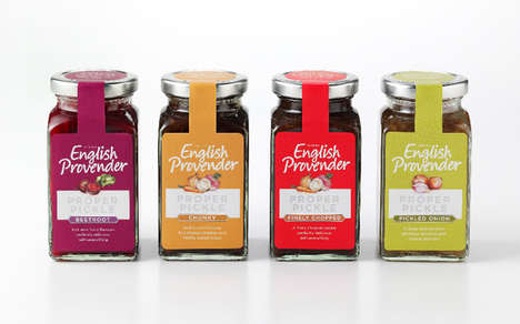 Artisanal Pickle-Based Condiments - These Chutneys Offer an Alternative to Other Pickle Products