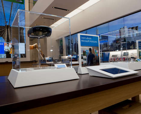 Interactive Electronic Stores