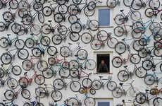 Bicycle-Covered Buildings