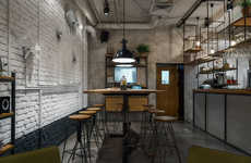 Industrial All-Day Cafes