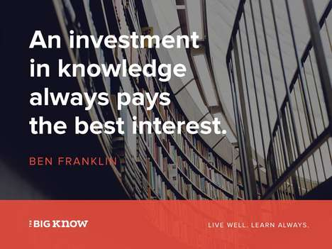 Brand-Taught Online Courses - The Big Know Offers Online Learning by the Biggest Brands' Top Experts