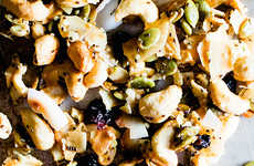 Autumnal Paleo Snack Mixes - This Healthy Snack Mix Makes the Perfect Munchies for the Fall Season