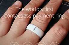 Contactless Payment Jewelry