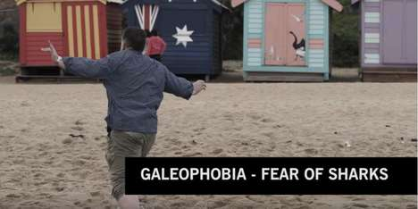 Phobia-Themed Diabetes Ads - Diabetes Australia's Diabetes Week Commercial Chronicles Fears