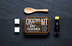 From Pocket Cocktail Kits to Italian Homebrewery Branding