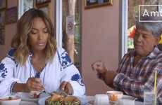 Supermodel Cooking Classes - Jourdan Dunn Teaches Fans About Food with Her 'How It's Dunn' Special