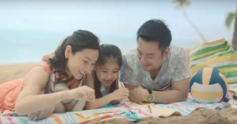 Heartwarming Hotel Commercials - This Holiday Inn Ad Tells a Story of a Little Girl and Her Mother