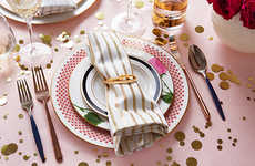 All-Encompassing Lifestyle Plaftorms - The Kate Spade Instagram Boasts Food, Fashion and Decor Ideas