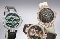 Dazzling Butterfly Watches
