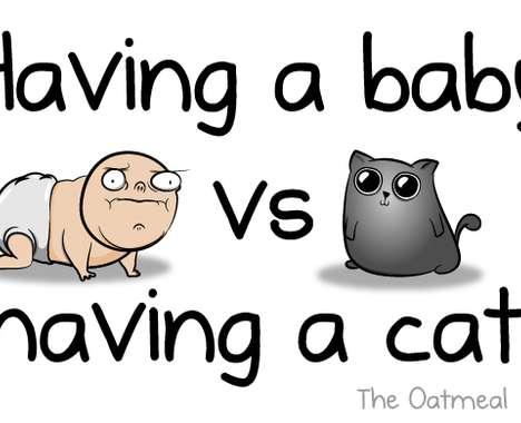 Hilarious Cat Comics