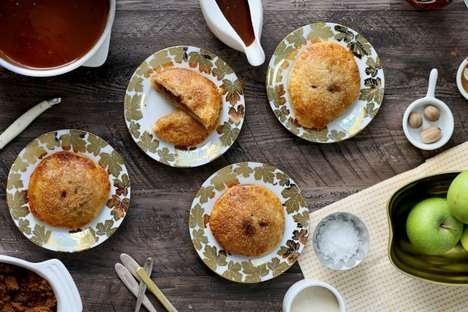 Caramel-Covered Dumplings - These Flaky Apple Dumplings are the Perfect Fall Dessert