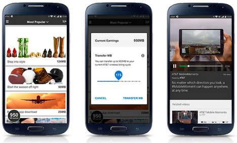 Data-Rewarding Apps - The 'Data Perks' App Gives Consumers Data In Exchange for Doing Surveys