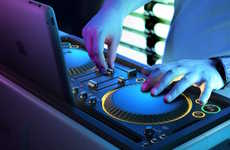 Device-Docking DJ Kits - The Philips M1X-DJ Portable Sound System Helps Bring Parties to Life