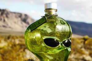 Outer Space Vodka is Crafted From High-Quality Ingredients in the U.S.A.