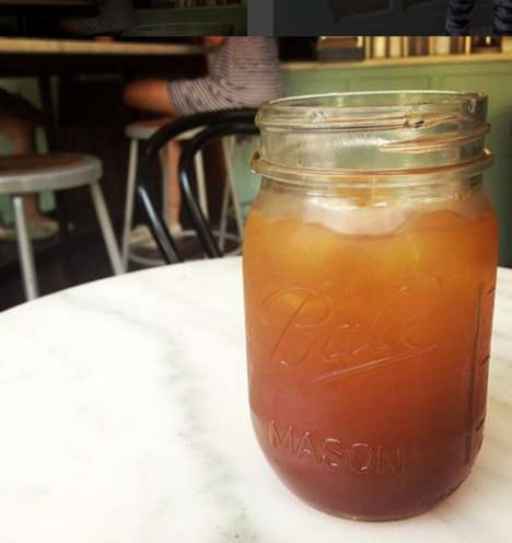 Espresso-Lemonade Hybrids - 'The Thunderbold' from Smith Canteen is a Blend of Espresso and Lemonade