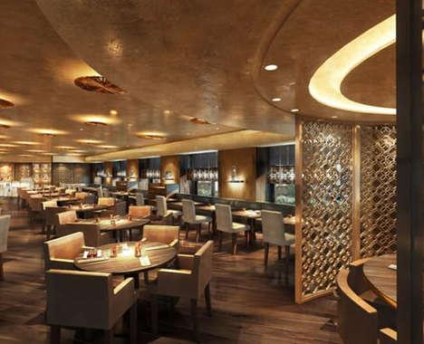Celebrity Chef Fusion Restaurants
