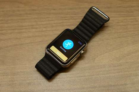 Smartwatch Running Apps - The Runkeeper App's Smartwatch Functionality Makes It More Convenient