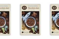 Chocolatey Gluten-Free Cereals - This Wheat-Free Cereal is Made from Maize and Rice