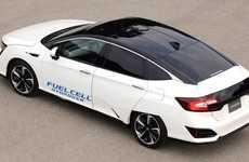 Compact Hydrogen Cars