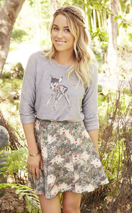 Disney-Inspired Clothing Collections - Lauren Conrad's New Line Celebrates a Classic Disney Film