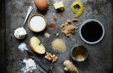 DIY Ginger Apple Tortes - This Ginger Apple Torte Recipe is a Comforting Winter Dessert