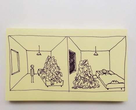 Hilarious Adulthood Drawings