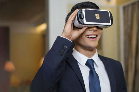 Luxury Hotel VR Tours - The Shangri-La Hotels Now Offer Immersive VR Tours to Attract Travelers