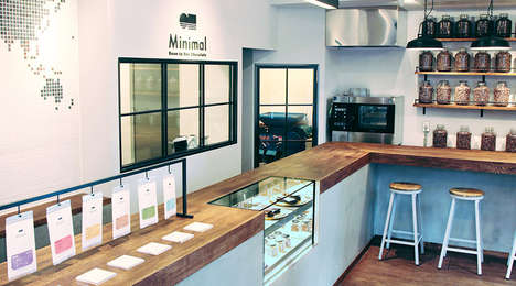 Craft Chocolate Retailers - Minimal Chocolate's Store Takes Treats from Bean to Bar