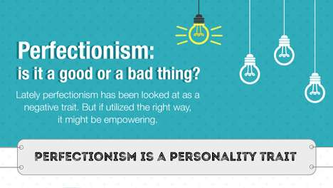 Balanced Perfectionism Charts - EssayTiger's Infographic Explores the Perfectionist Personality