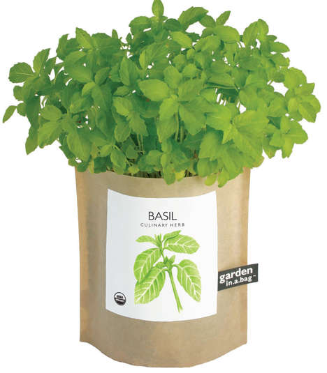 Home-Based Gardening Kits - These Compact Kits Can Be Used to Grow an Instant Garden