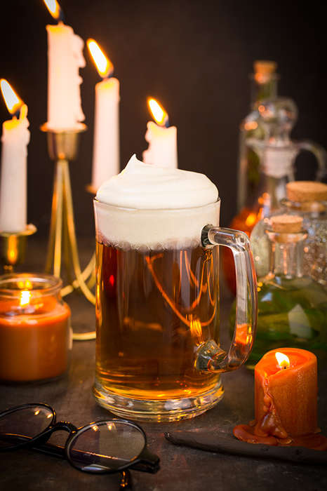Homemade Wizardly Beers - This Recipe Teaches Harry Potter Fans How to Make Their Own Butterbeer