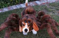 Spider Dog Costumes