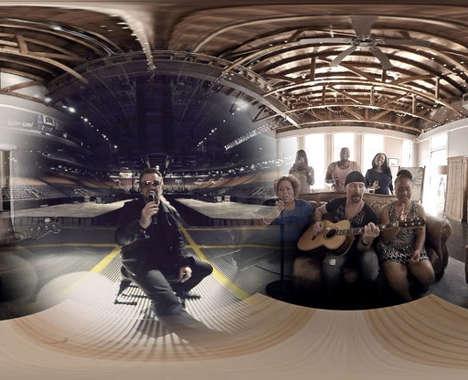 Virtual Reality Music Videos