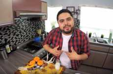 Latino Cooking Channels - El Guzzi is a Latino YouTuber Who Shares Easy Mexican-American Dishes